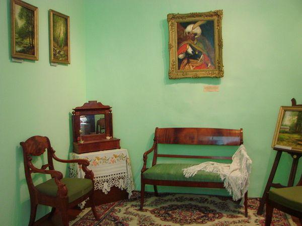 В гости к арапу Петра Великого Суйда усадьба Ганнибалов